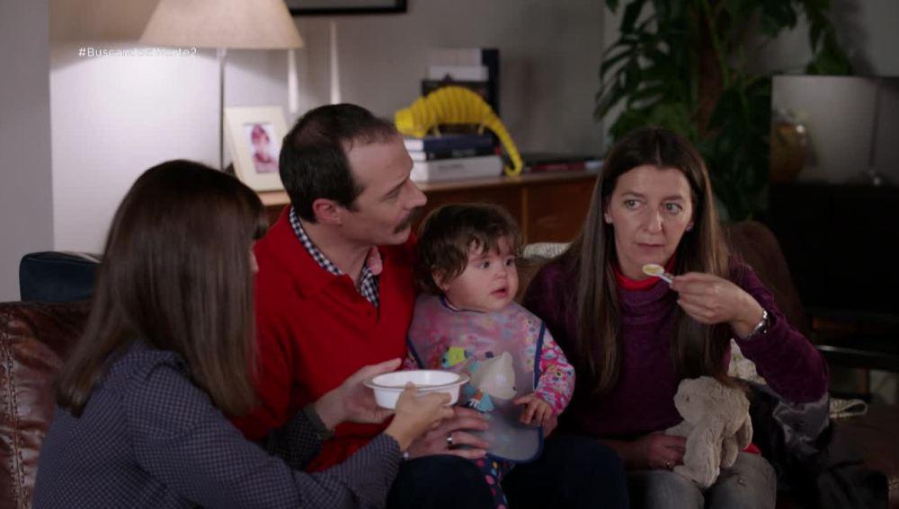 La lecciones de maternidad de Chus