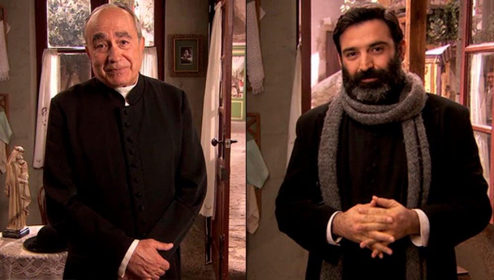 """""""Vosotros dais sentido a El secreto de Puente Viejo"""""""