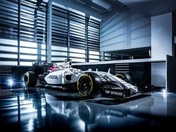 El nuevo FW38 de Williams