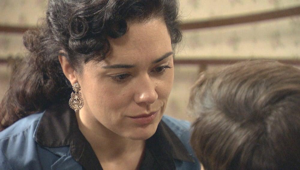 Pepa y Toni se sienten culpables por sus sentimientosPepa y Toni se sienten culpables por sus sentimientos
