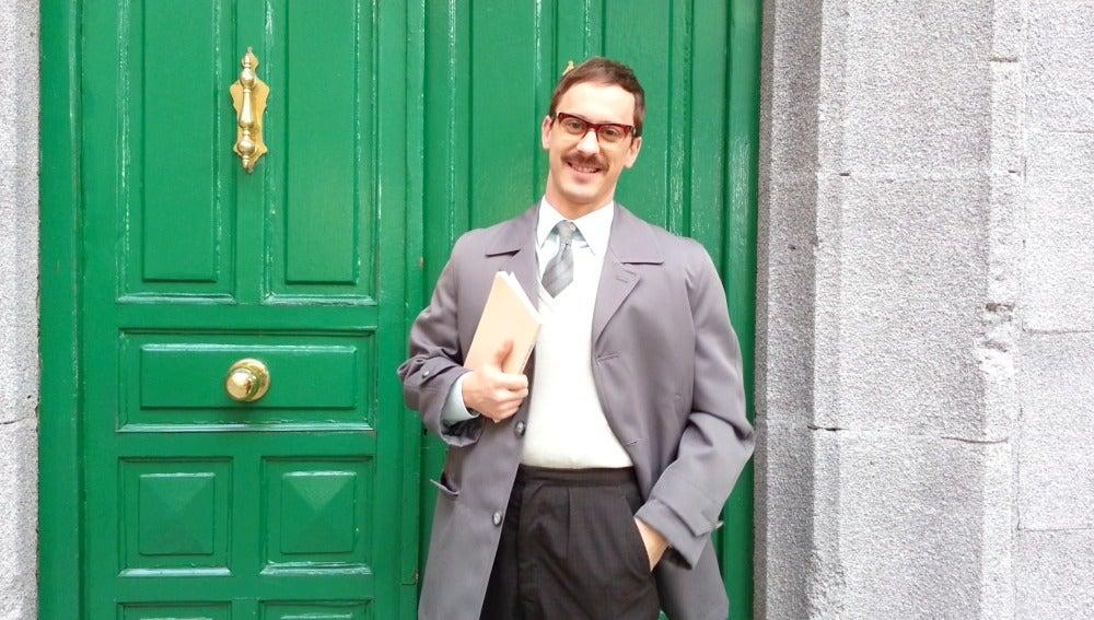 Elio González da vida a Mariano Lasalle en 'Amar es para siempre'