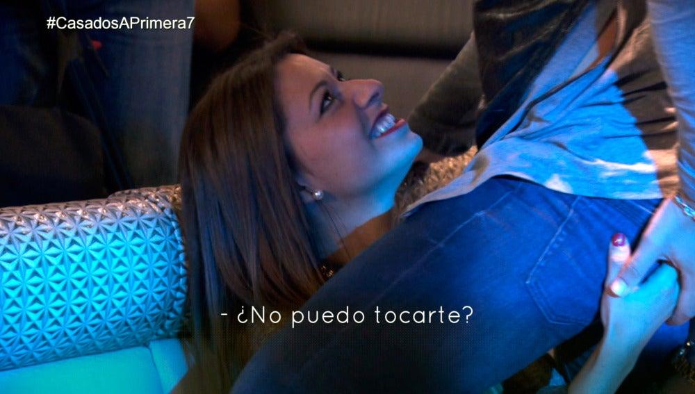 El Striptease de Tito a Cristina