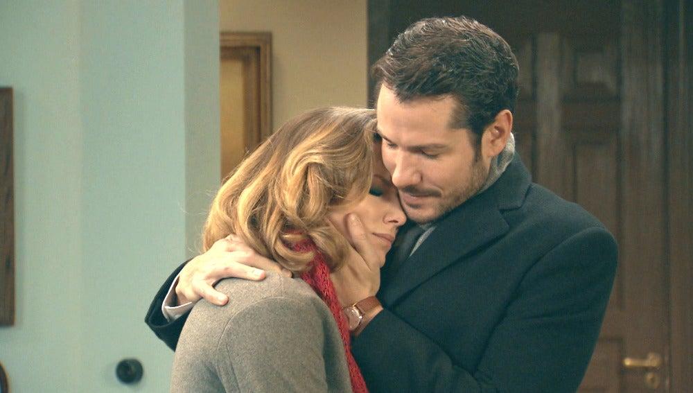 Leonor es liberada gracias al doctor Martos horas antes de su enlace