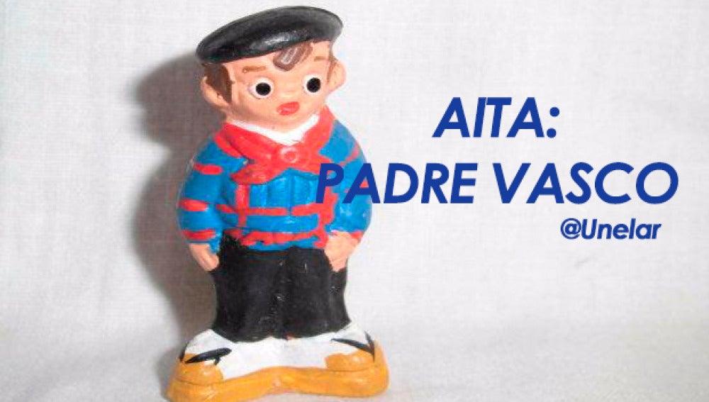 """""""Las tres funciones de Aita, el padre vasco"""" por @Unelar"""