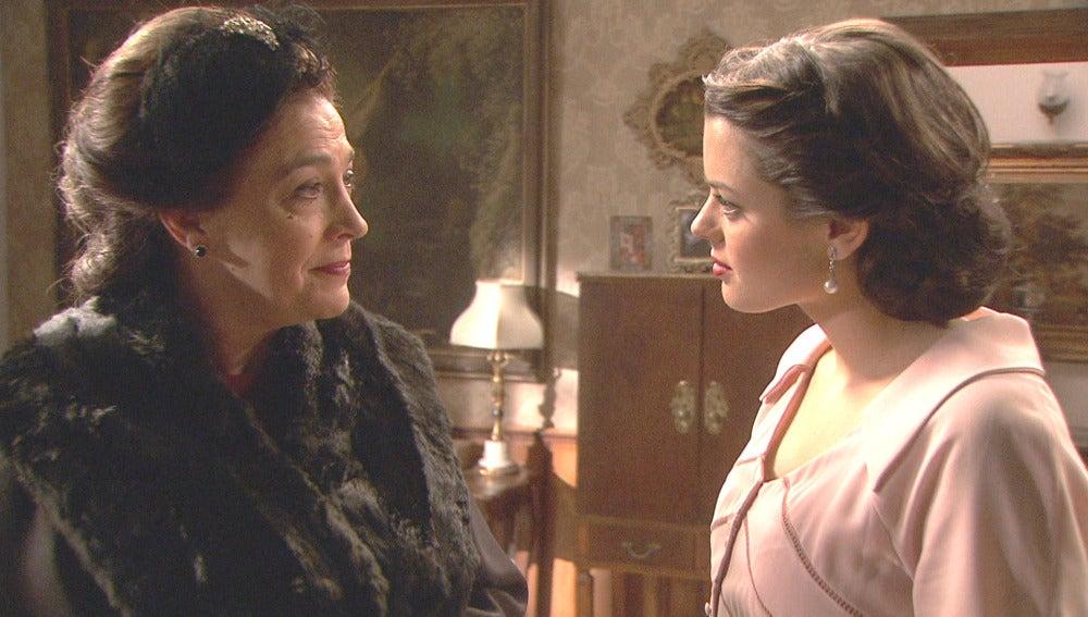 Francisca no está dispuesta al enlace entre Lucas y Sol