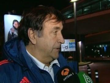 José Ramón Alexanko, directo de la Academia del Valencia CF