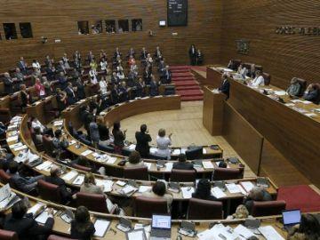 El Parlamento valenciano