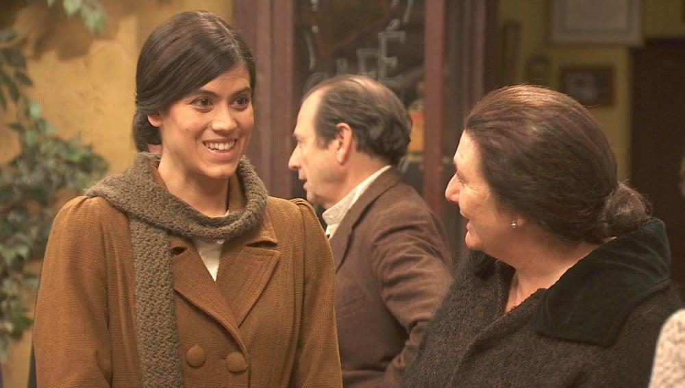 Los Castañeda contrata a Rafaela