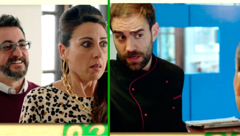 Iñaki tiene celos de Rober y Koldo sustituirá a Rober como médico en la clínica