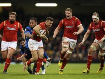 Gales derrota a Francia en el VI Naciones