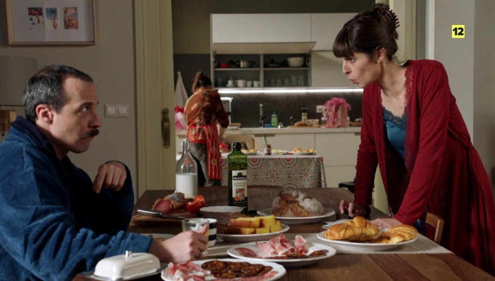 """La visita de la madre de Lucas hará que Flor se plantee cometer un """"suegricidio"""""""