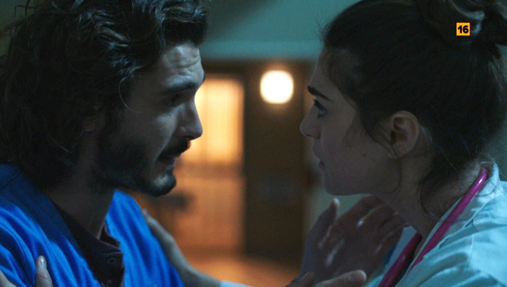 Víctor pedirá ayuda a Belén para evitar que el Daniel Legarra opere a su padre