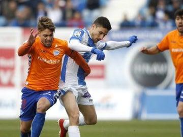 Leganés y Alavés se enfrentan en Butarque