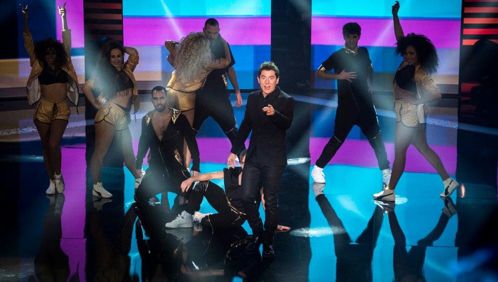 Manel Fuentes presentará TOP DANCE
