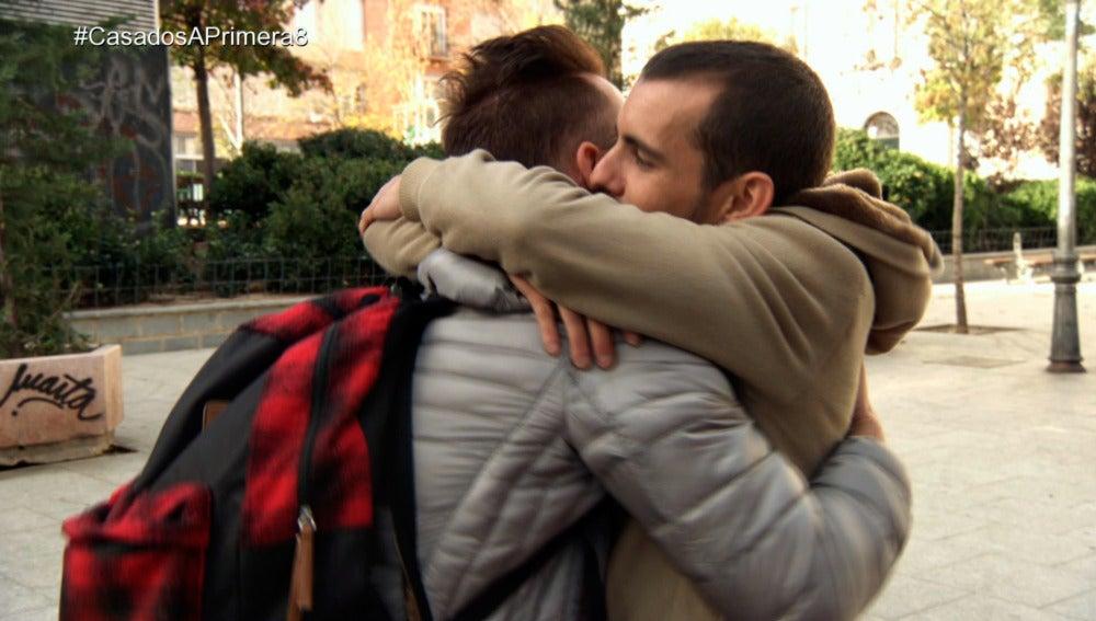 José Ramón y Alberto se despiden con dudas y penaJosé Ramón y Alberto se despiden con dudas y pena