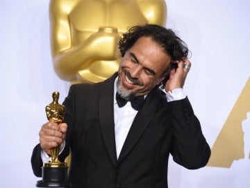 Alejandro González Iñárritu, premiado de nuevo