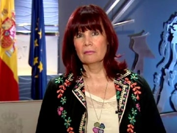 Micaela Navarro, vicepresidenta del Congreso