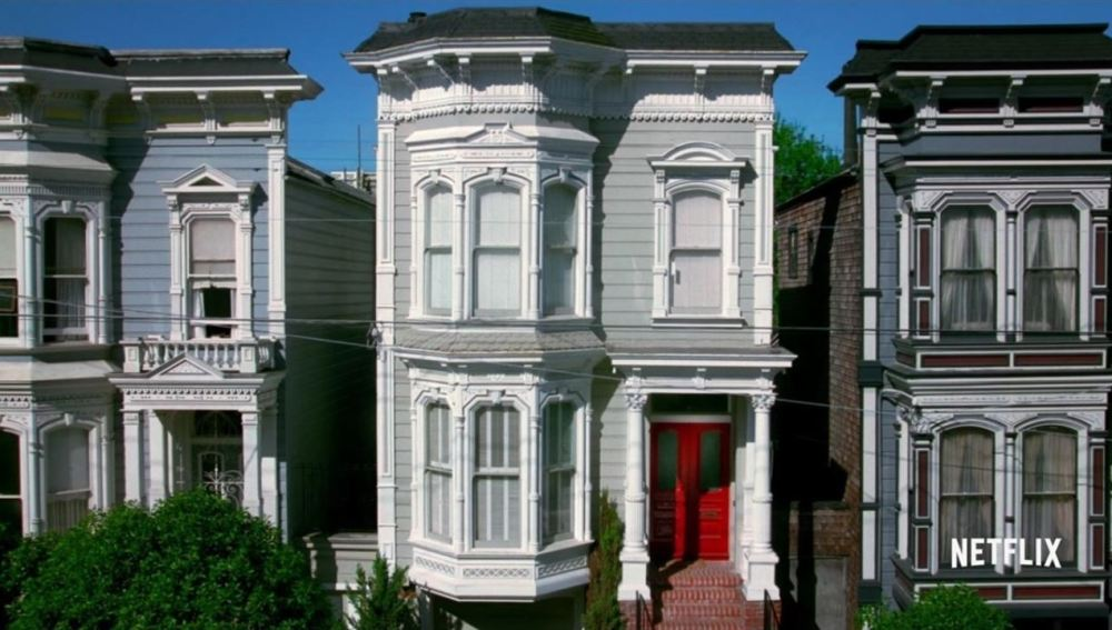 Casa de 'Fuller House'
