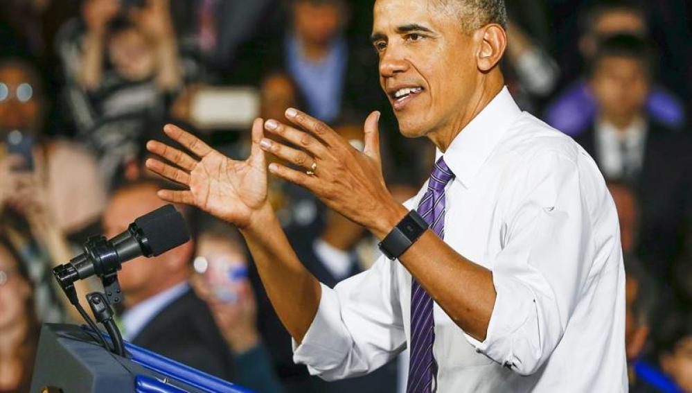 Barack Obama, el presidente de Estados Unidos