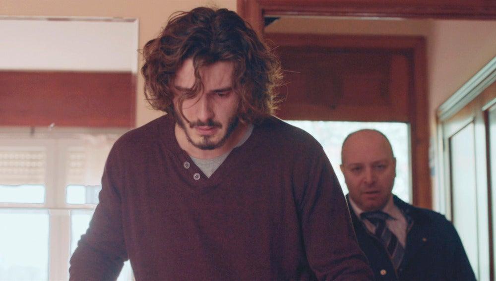 Víctor y Vidal encuentran a una nueva víctima del asesino del hospital
