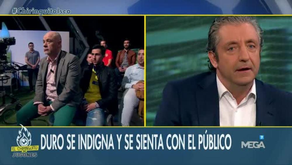 Alfredo Duro y Josep Pedrerol