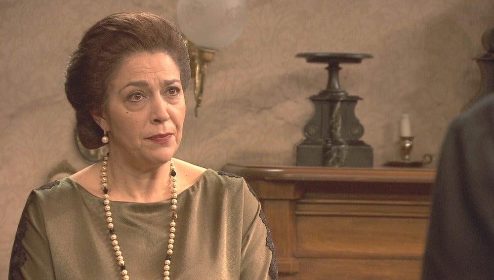 Francisca hace todo lo posible para arruinar las bodas de la Quinta
