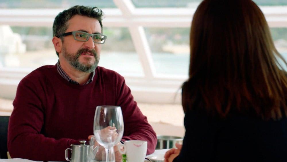"""Koldo pide el divorcio a Izaskun: """"No es por ti, es por otra"""""""