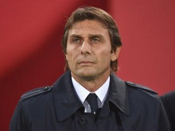 Antonio Conte, el técnico italiano