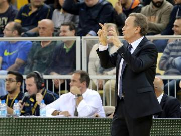 Aito García Reneses durante un partido