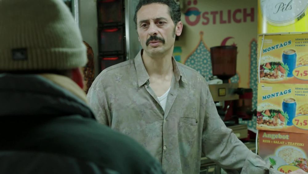 """""""Los kebabs no son gratis"""""""