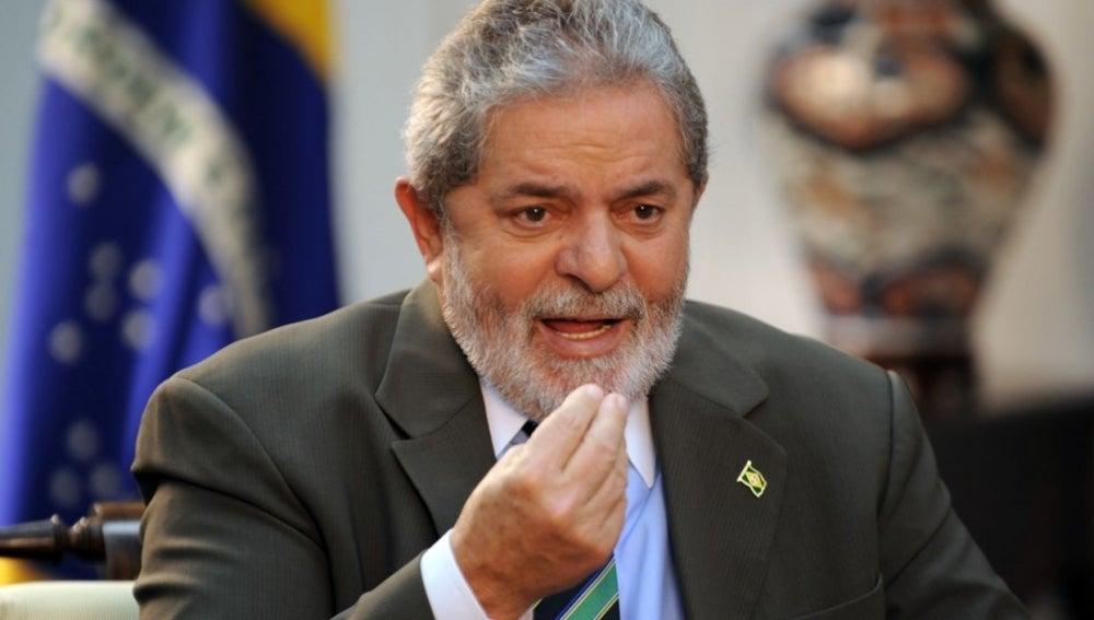 El expresidente brasileño, Luiz Inácio Lula da Silva