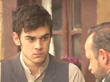 ¿Seguirá Matías los pasos de su abuelo Raimundo?