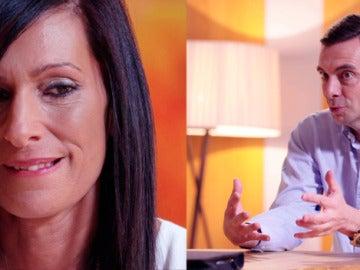 Para Mónica su matrimonio ha sido maravilloso, para Pedro nada positivo