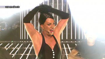 Arturo Valls imita a Rihanna
