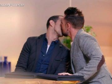 osé Ramón deja a un lado sus miedos y apuesta por su bonita relación con Alberto