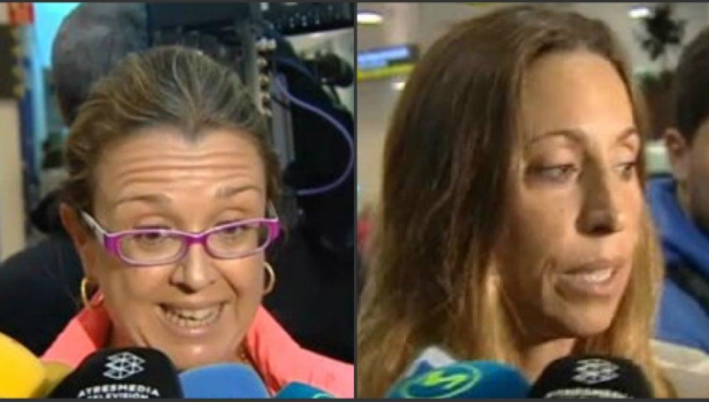 Anna Tarrés y Gemma Mengual