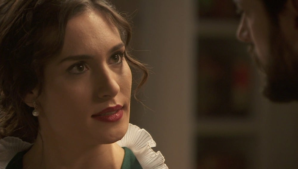 Camila se niega a obedecer a su marido
