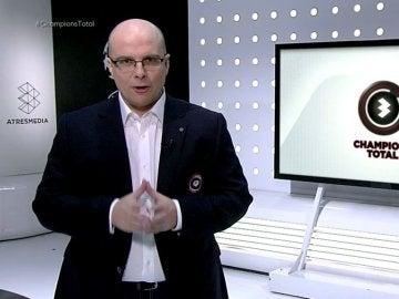 Mr. Chip nos trae los datos del Real Madrid - Roma