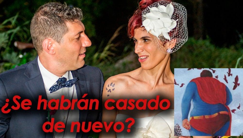 """""""Andrea y Bernardo... ¿Se habrán casado de nuevo?"""""""