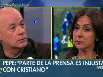 Alfredo Duro y Carme Barceló