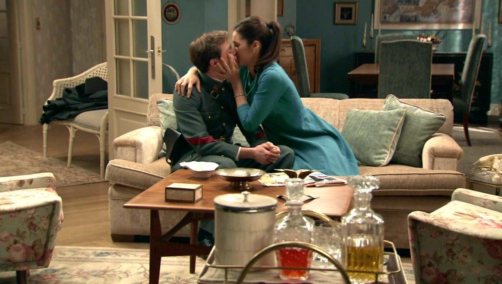 Sofia y Guillermo conversan de nuevos planes para sus vidas