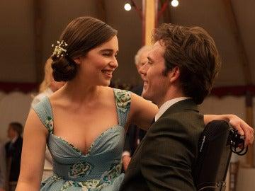 Emilia Clarke y Sam Claflin