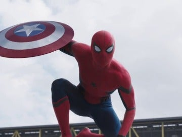 SpiderMan en 'Capitán América: Civil War'
