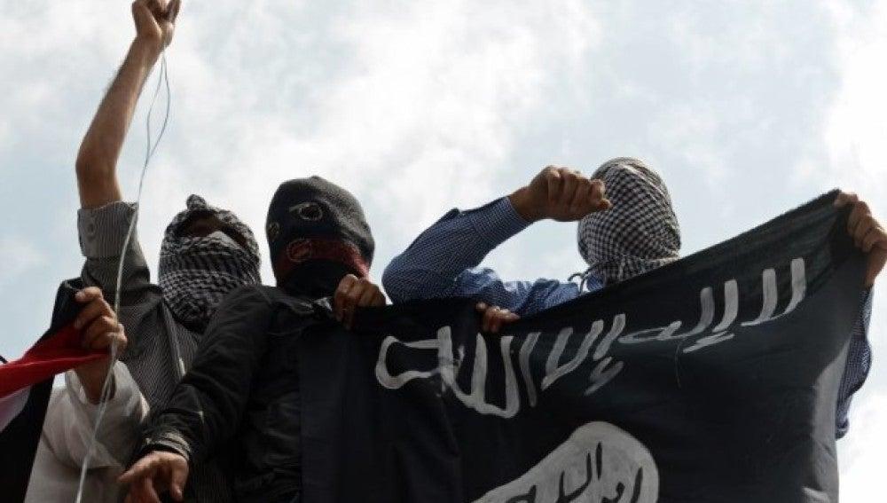 Miembros del Daesh
