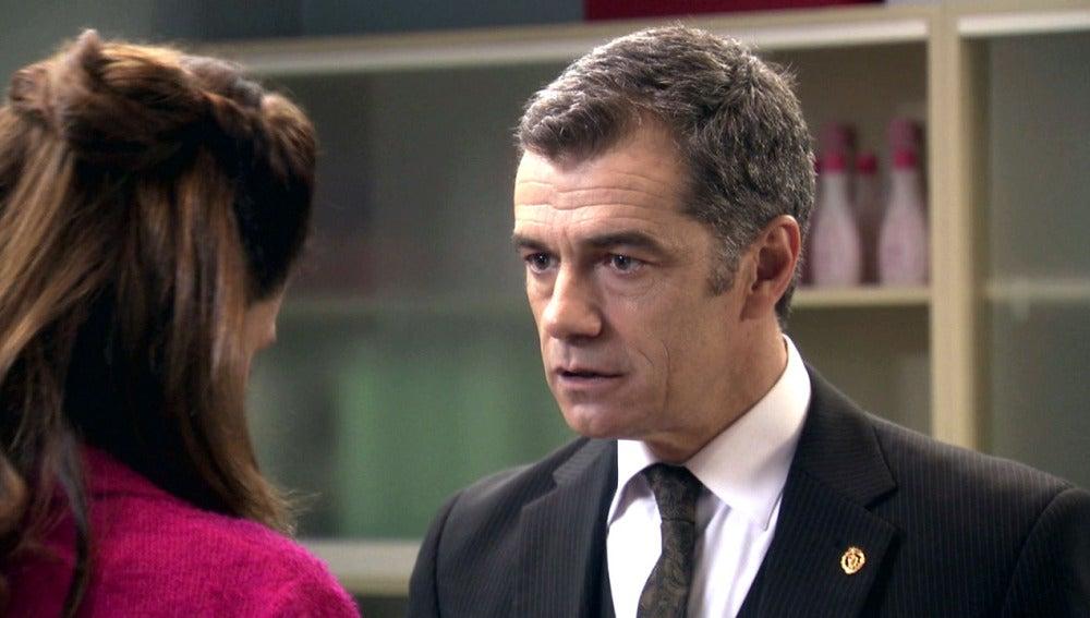 """Eugenio a Adela: """"No podemos ser amigos"""""""