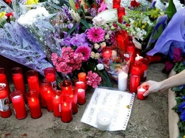 Homenaje a las víctimas del 11M