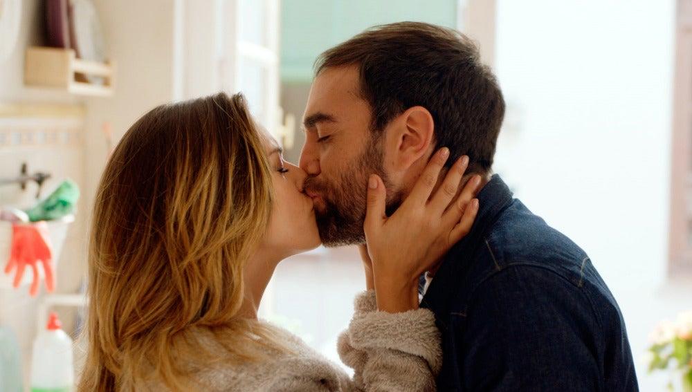 Carmen e Iñaki celebran su primer San Valentín