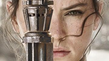 La actriz Daisy Ridley