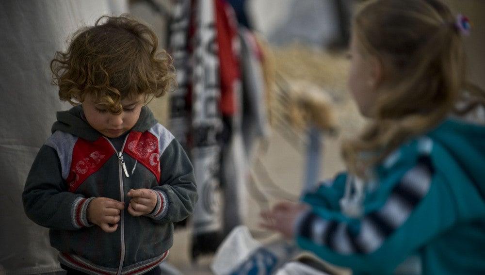 Millones de niños están en riesgo de muerte en Irak