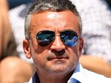 Srdjan, el padre del tenista serbio Djokovic